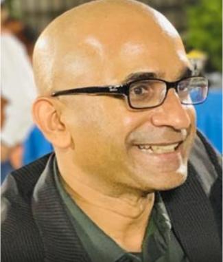 Vinod- Abbas reception